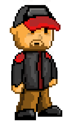 retro gamer / collector / sprite Kai