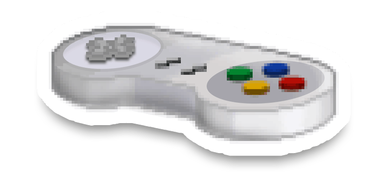 pixelated pad
