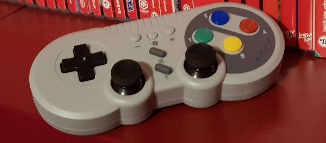 The Techken controller