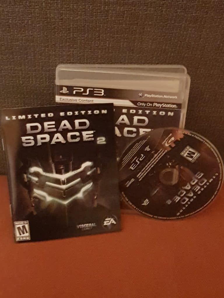 Dead Space 2 for the PS3