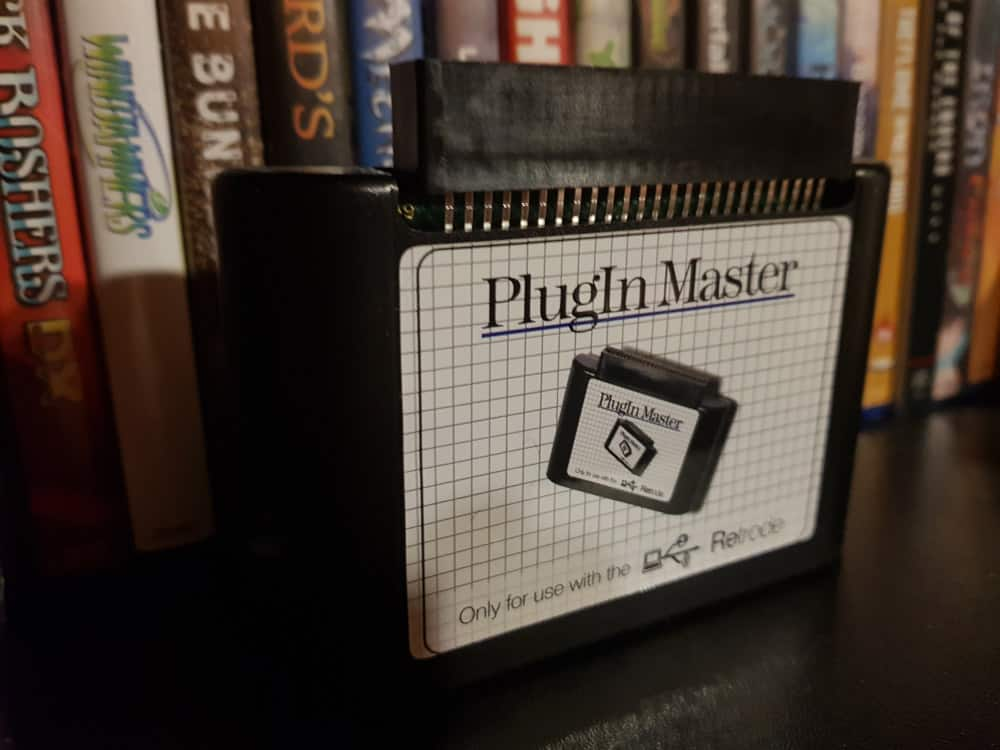 Retrode PlugIn Master