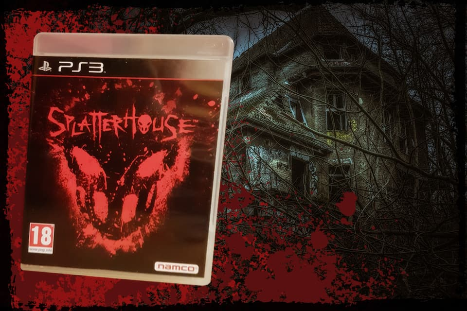 Splatterhouse for the PS3